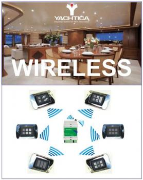 The wireless automation system