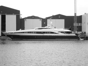 Heesen Yachts G-Force