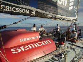 Ericsson off French Guiana