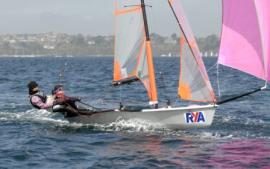 RYA Youth Nationals & Trials: � RYA/Photolounge.