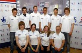 2006 Volvo RYA GBR Youth World's Team: � RYA/Lee Whitehead.