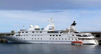 Constellation. Courtesy of www.yachtspotter.com