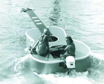 Guitares Guitarboat