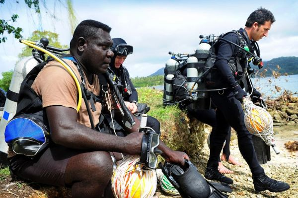 Solomon Islands From  Australian Defence Force