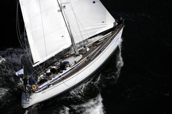 Type: Swan 441. Designer: Ron Holland Shipyard: Nautor, Finland