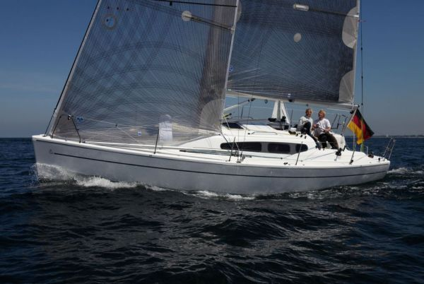 Dehler 32. Courtesy www.bymnews.com
