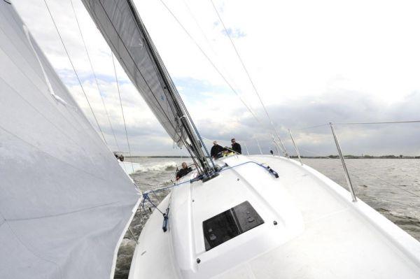 The new Dehler 41 - First test sail