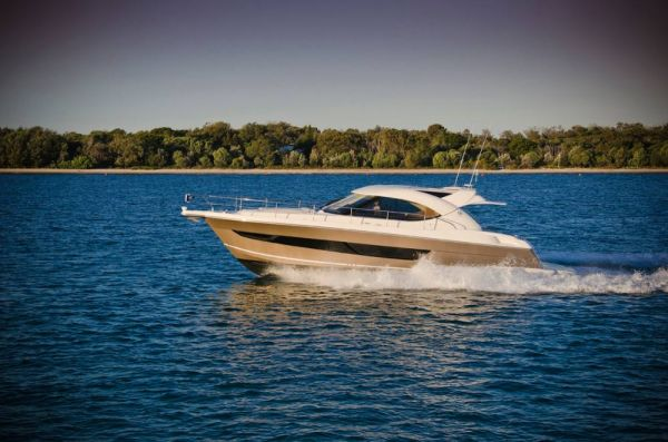 4400 Sport Yacht Series II will make her world debut at Sydney International ...