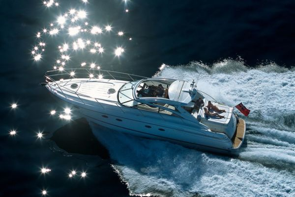 The Princess V48 will be on display at the Plymouth Sail and Power Boat Show ...